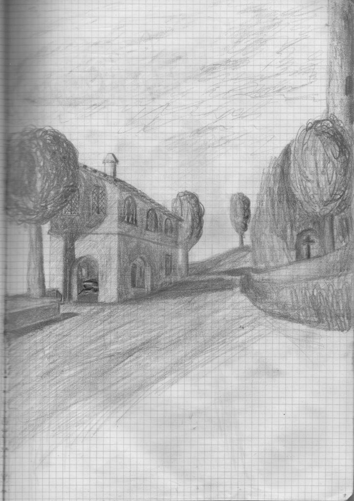 Figuren 8. Imaginäre Skizzen der Stadt