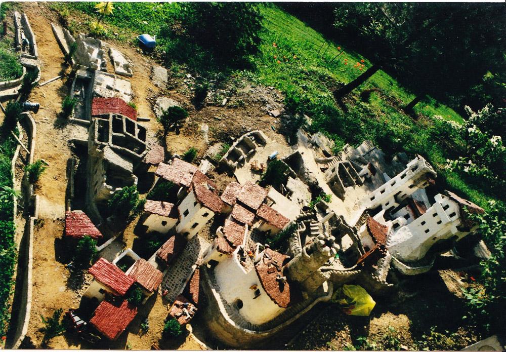 Figura 6. La città nel 2001