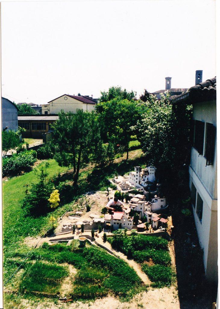 Figura 7. La città nel 2001